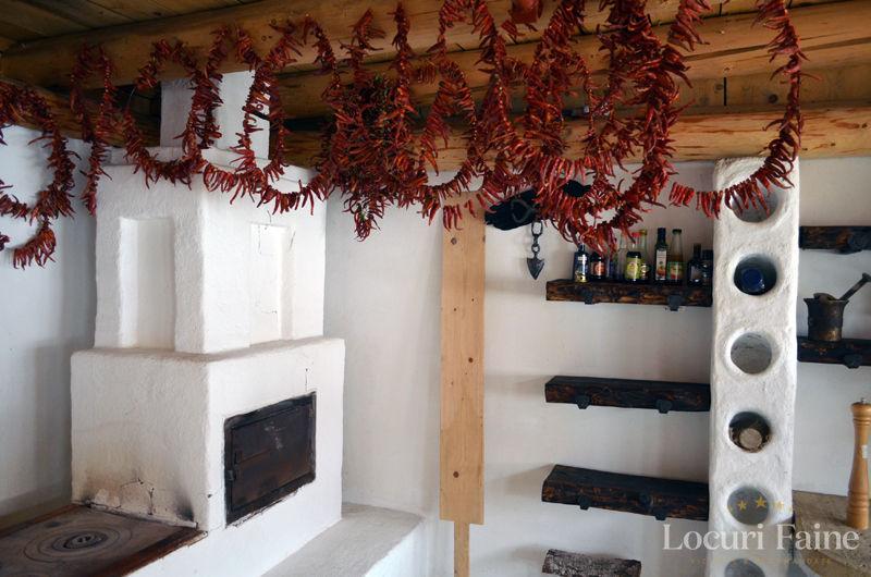 Soba traditionala, Ferma Dacilor