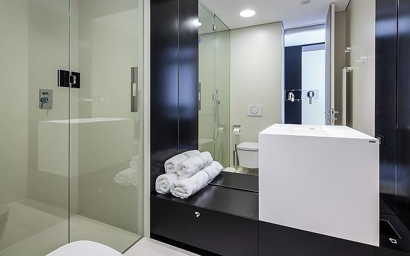 Toaleta, Hotel Privo Targu Mures