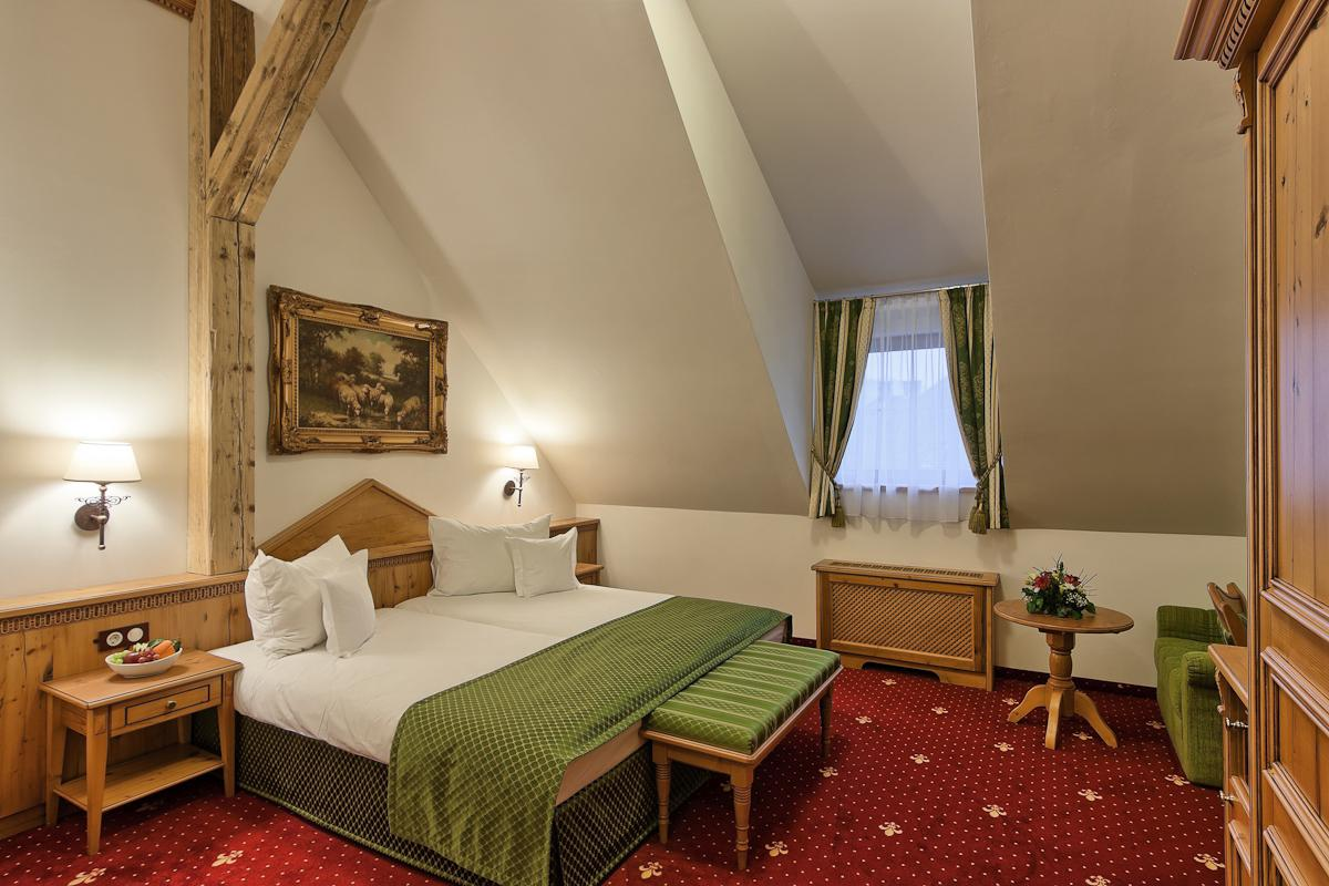 Camera, Mercure Binderbubi Sighisoara