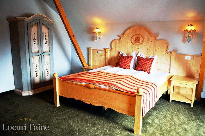 Camera, Pensiunea Brandeberg