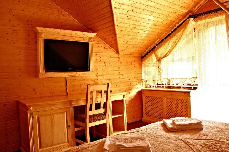 Camera, Casa Baciu