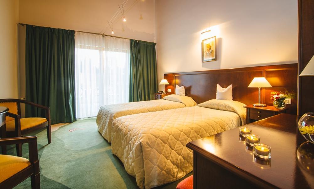 Camera Twin, Golf Hotel Pianu