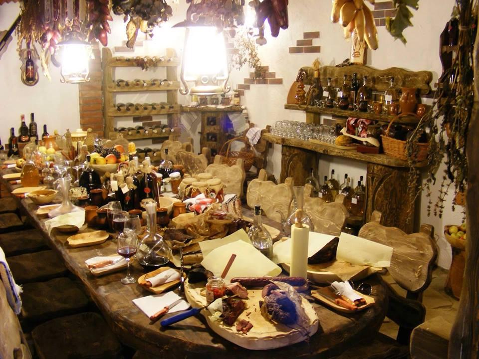 Delicatese, Casa Baciu