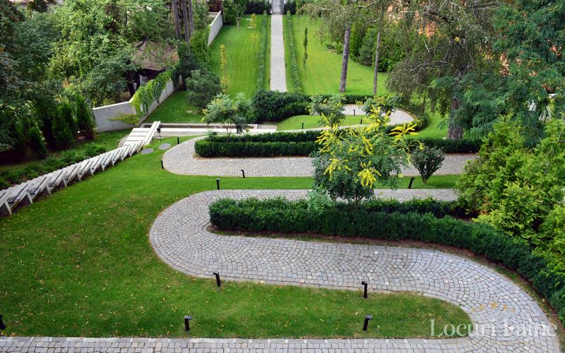 Parc, Hotel Privo Targu Mures