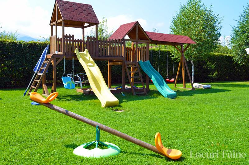 Loc de joaca. Natura Family Resort