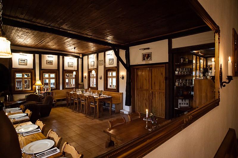 Restaurant, Valea Verde