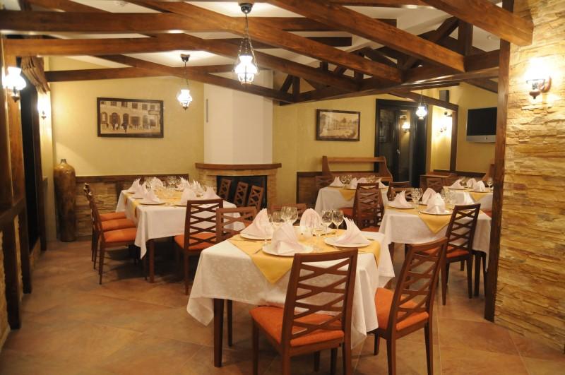 Restaurant, Casa Freya