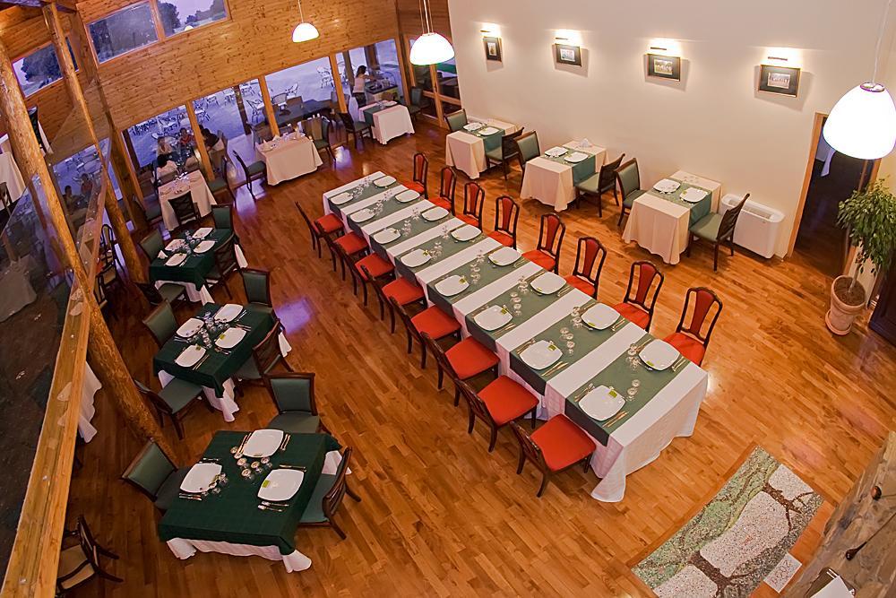 Restaurant, Golf Hotel Pianu
