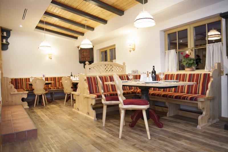 Restaurant, Pensiunea Brandeberg Simon, Bran