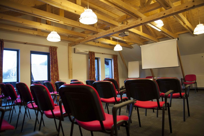 Sala Conferinte, Pensiunea Brandeberg Simon, Bran