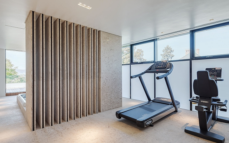 Sala Fitness, Hotel Privo Targu Mures