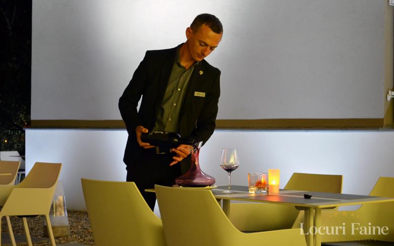 Somelier, Hotel Privo Targu Mures