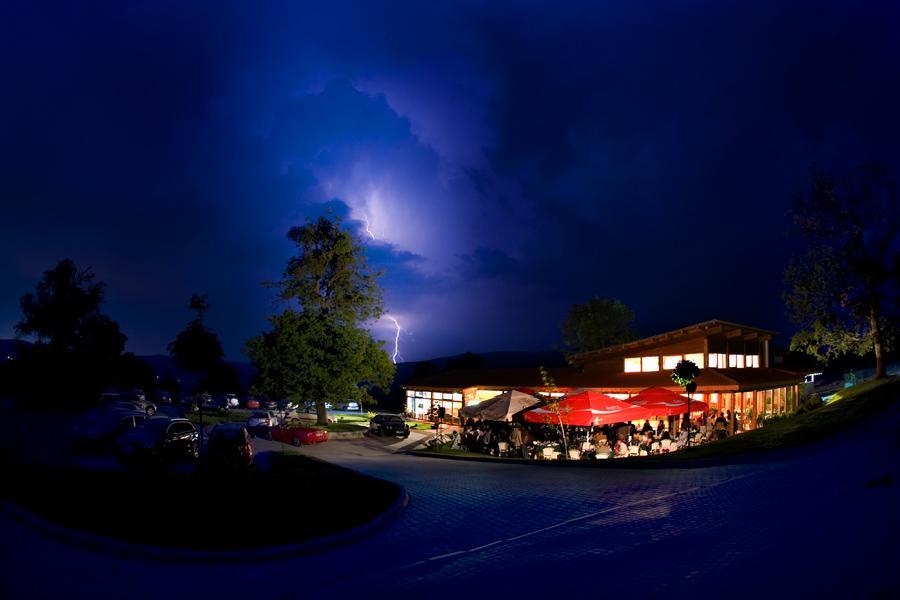 Terasa Restaurant, Golf Hotel Pianu