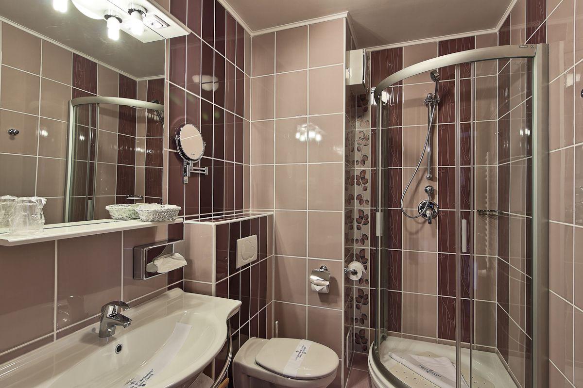 Toaleta, Mercure Binderbubi Sighisoara