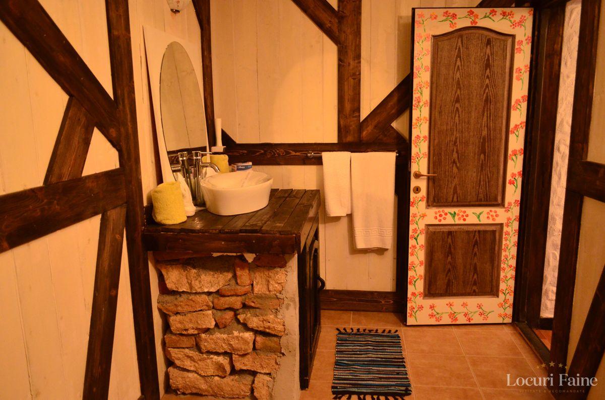 Toaleta, Castelul Lupilor