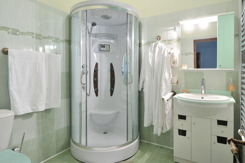 Toaleta, Conacul Polizu