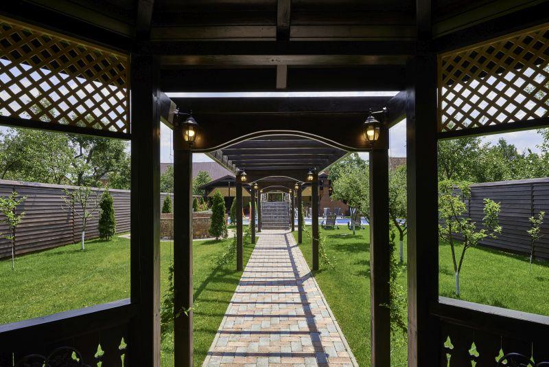 Romanticul foisor de la Ambient Resort