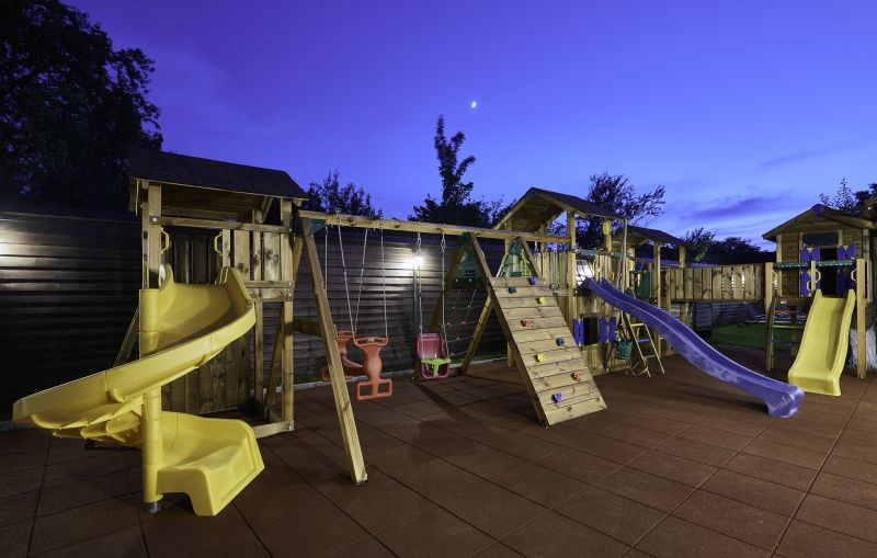 Loc de joacă la Ambient Resort