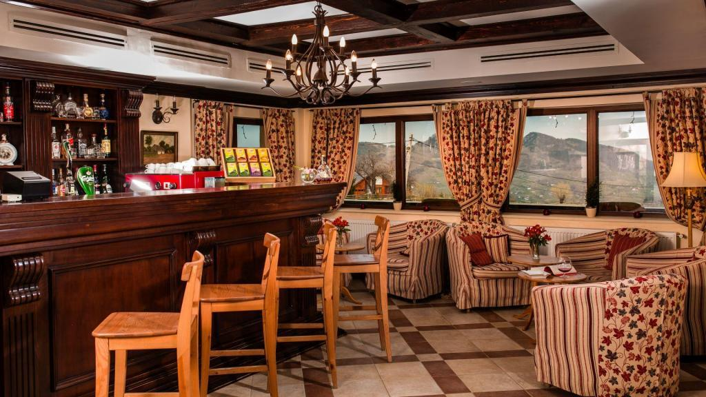 Lounge, Nobillis Carpathian Residence Pestera - Muntii Piatra Craiului