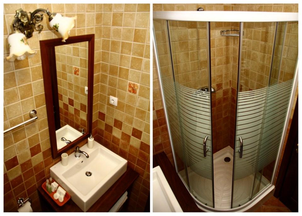 Toaleta Camera 1487, La Conac Horezu