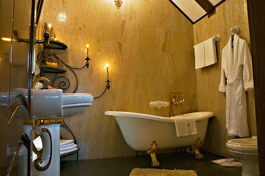 Toaleta Apartament, Castelul Printului Vanator