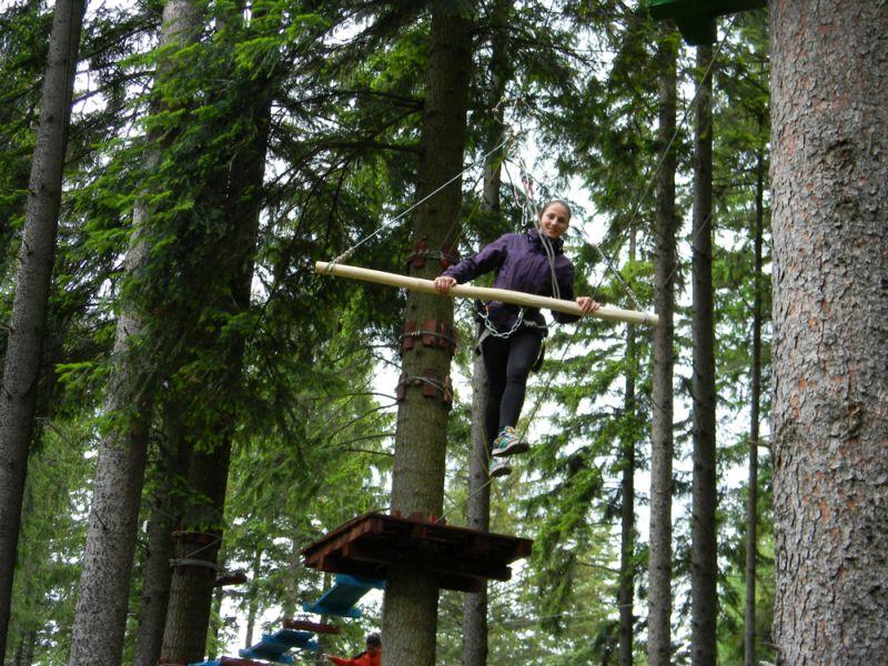 Escapade Adventure Park Sinaia