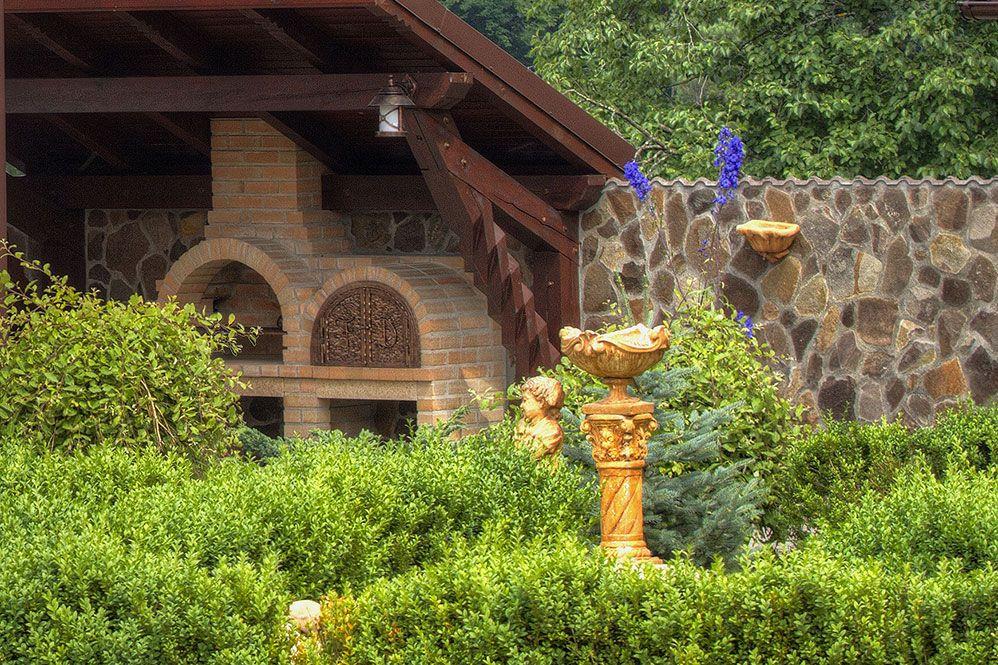 Grădina, Fortul Doftanei