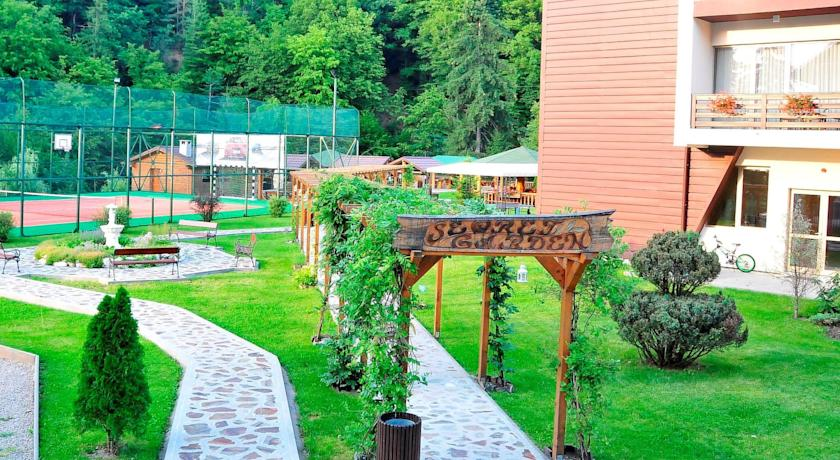 Grădină Hotel Clermont