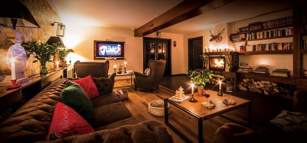 Lounge Hadar Chalet