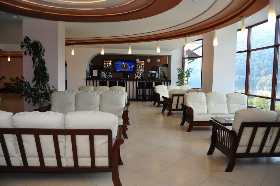 Lounge, Hotel Valea cu Pesti