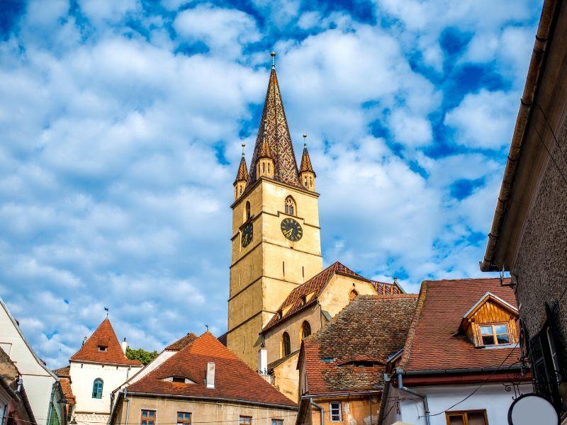 Biserica Lutherana din Sibiu