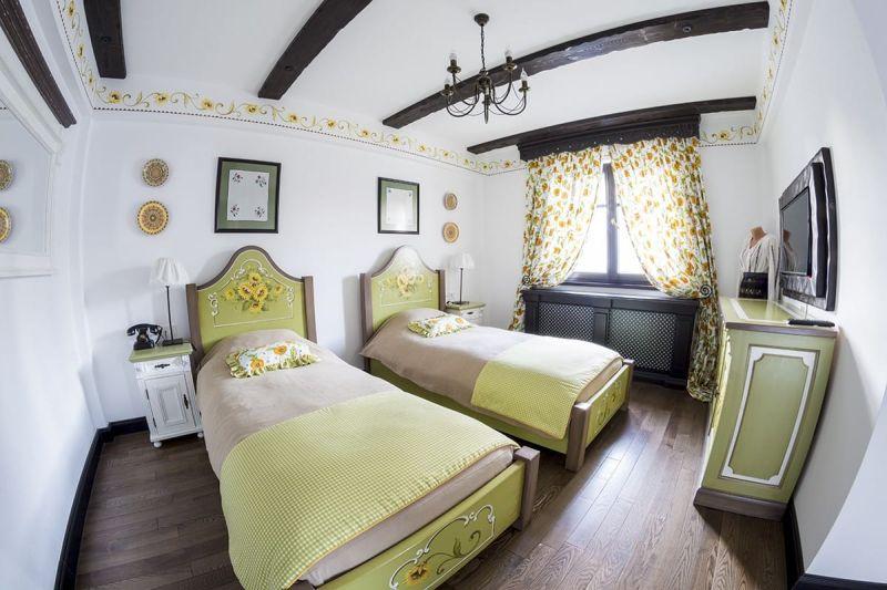 Camera Dobrogea, Conacu' Boierului