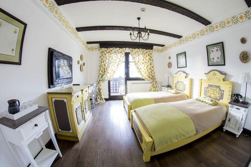 Camera Moldova, Conacu' Boierului
