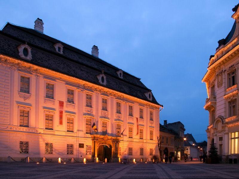 Palatul Brukenthal, Sibiu
