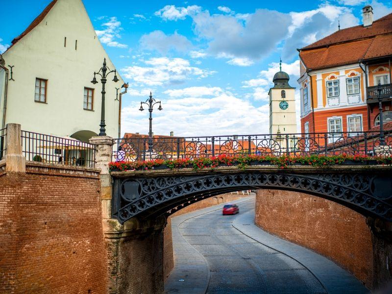 Podul Mincinosilor, Sibiu