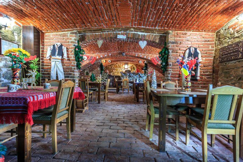 Restaurant si Crama la Casa Dives