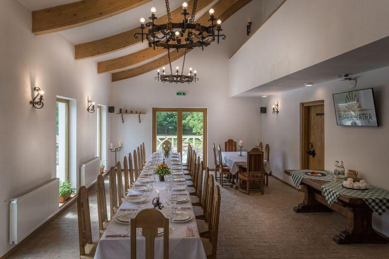 Restaurant, Hanul Vatra