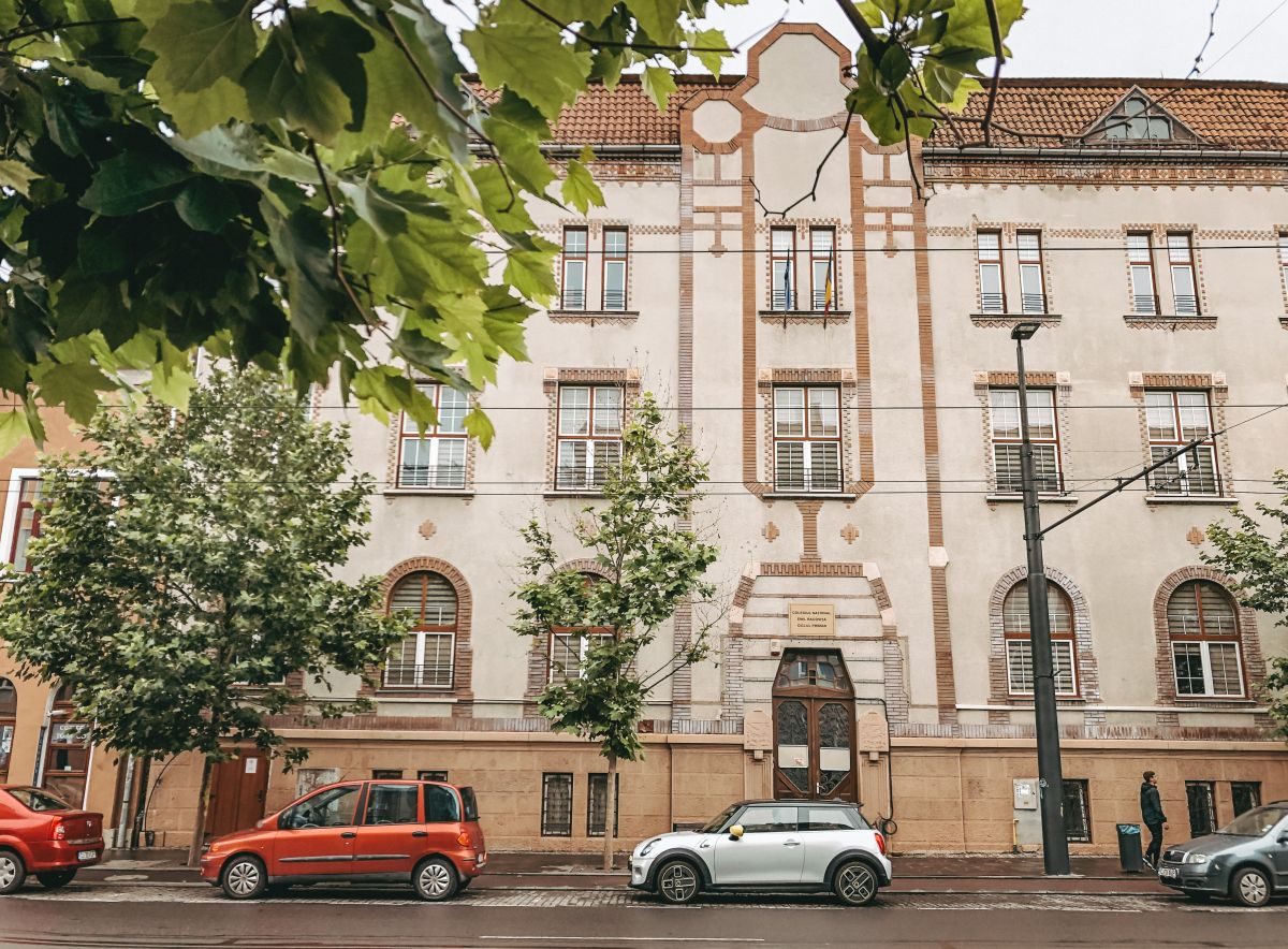 Plimbare prin Cluj-Napoca cu MINI