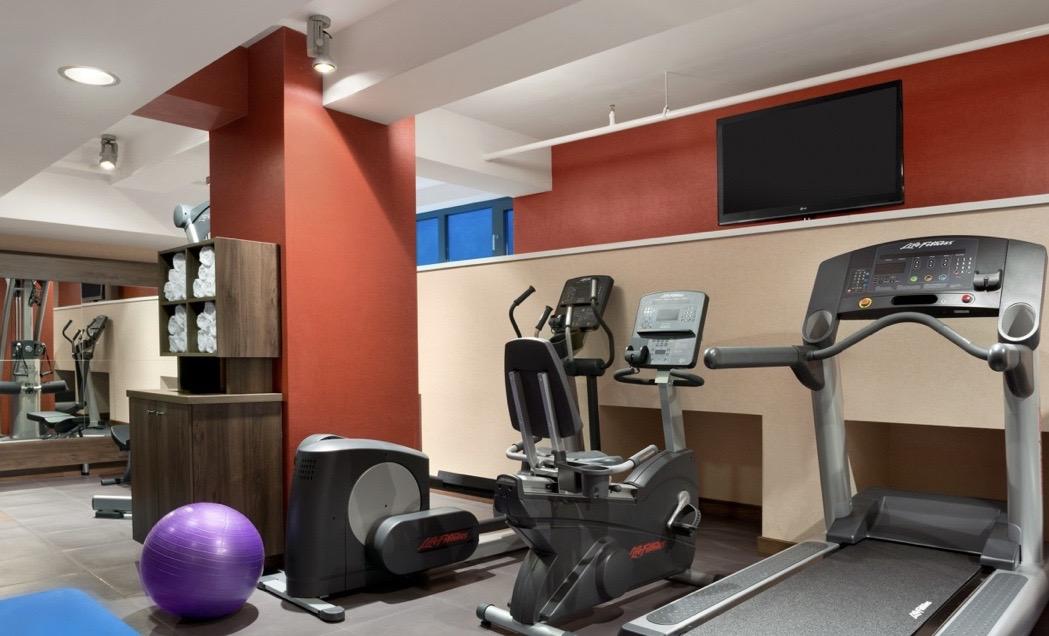 Sala Fitness Hampton by Hilton, Cluj-Napoca