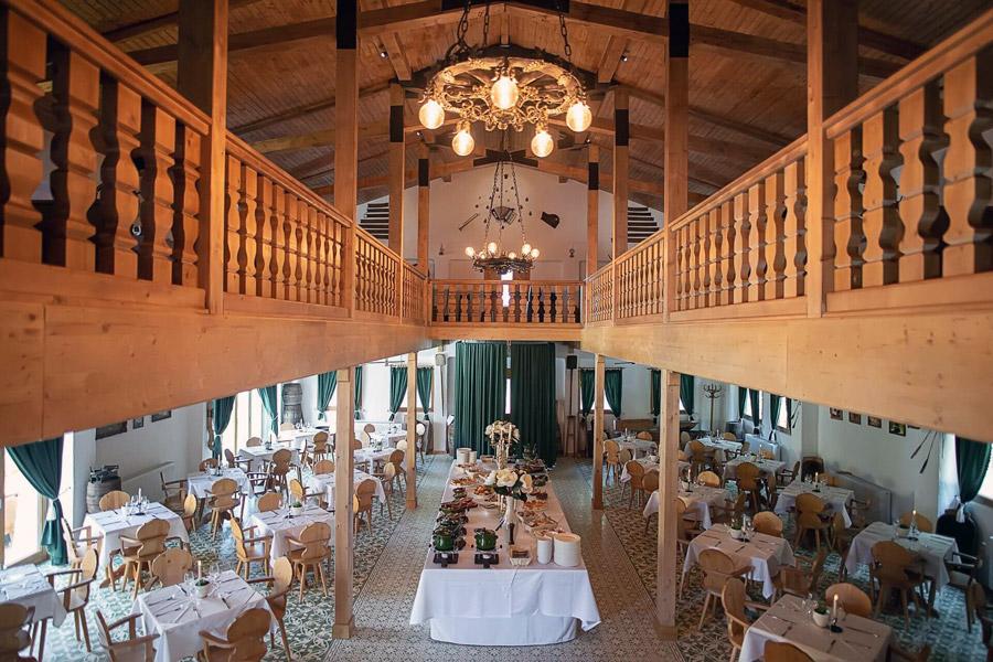 Restaurantul Wolkendorf Bio Hotel&SPA